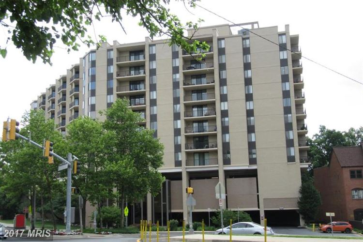 Photo for 4242 EAST WEST HWY #306, CHEVY CHASE, MD 20815 (MLS # MC9980314)