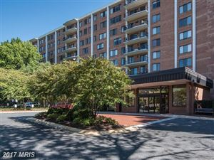 Photo of 3101 NEW MEXICO AVE NW #555, WASHINGTON, DC 20016 (MLS # DC10080315)