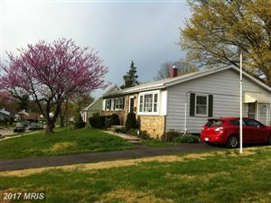 Photo of 6015 BLACK FRIARS CIR, CATONSVILLE, MD 21228 (MLS # BC9927321)