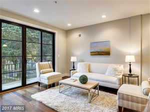 Photo of 4004 EDMUNDS ST NW #6, WASHINGTON, DC 20007 (MLS # DC10103322)