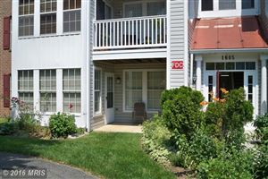 Photo of 1605 BERRY ROSE CT #3 1A, FREDERICK, MD 21701 (MLS # FR9690322)