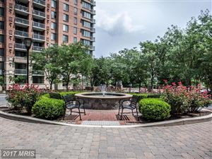 Photo of 11700 OLD GEORGETOWN RD #614, NORTH BETHESDA, MD 20852 (MLS # MC10003324)