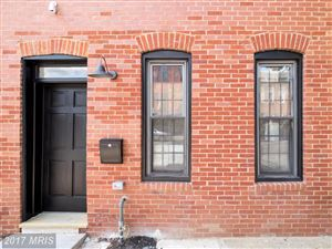 Photo of 1034 HANOVER ST S, BALTIMORE, MD 21230 (MLS # BA10054327)