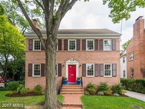 Photo of 4543 ALTON PL NW, WASHINGTON, DC 20016 (MLS # DC10047329)