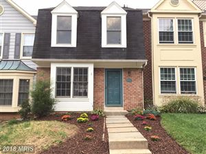 Photo of 8 FOUNTAIN VALLEY CT, MONTGOMERY VILLAGE, MD 20886 (MLS # MC10059331)