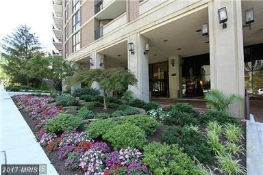 Photo for 4620 PARK AVE N #1608, CHEVY CHASE, MD 20815 (MLS # MC10079337)