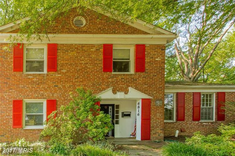 Photo for 6816 RENITA LN, BETHESDA, MD 20817 (MLS # MC9980341)