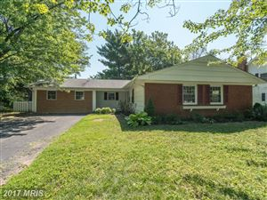 Photo of 13116 PENNDALE LN, FAIRFAX, VA 22033 (MLS # FX10022347)