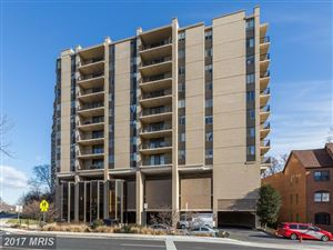 Photo of 4242 EAST WEST HWY #608, CHEVY CHASE, MD 20815 (MLS # MC9669347)