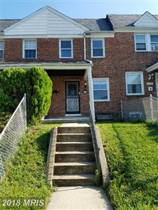 Photo of 3903 COLBORNE RD, BALTIMORE, MD 21229 (MLS # BA10107350)