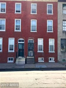 Photo of 1338 FREMONT AVE, BALTIMORE, MD 21217 (MLS # BA9972354)