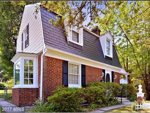 Photo of 3113 LOUISE AVE, BALTIMORE, MD 21214 (MLS # BA9987355)