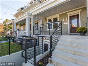 Photo of 404 EMERSON ST NW, WASHINGTON, DC 20011 (MLS # DC10085356)