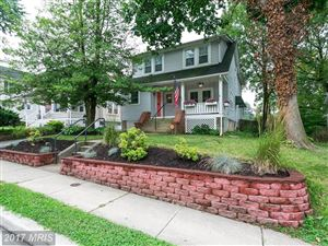 Photo of 505 ALLEGHENY AVE, TOWSON, MD 21204 (MLS # BC10065357)