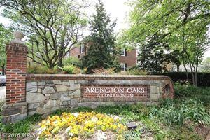 Photo of 224 GEORGE MASON DR #224-1, ARLINGTON, VA 22203 (MLS # AR9639360)