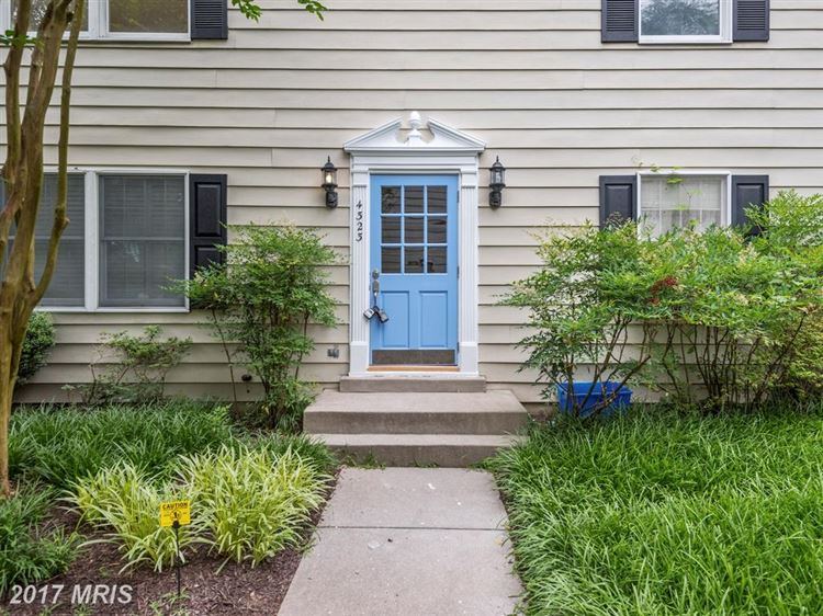 Photo for 4323 SANGAMORE RD #12, BETHESDA, MD 20816 (MLS # MC9980363)