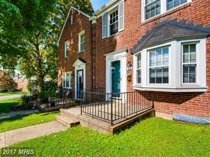 Photo of 110 REGESTER AVE, BALTIMORE, MD 21212 (MLS # BC10052366)
