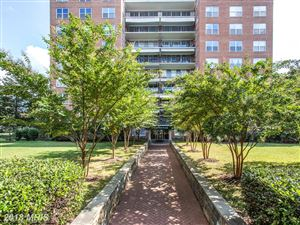 Photo of 3900 WATSON PL NW #8D/E, WASHINGTON, DC 20016 (MLS # DC10080366)