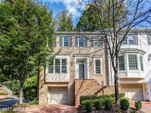 Photo of 7907 QUARRY RIDGE WAY, BETHESDA, MD 20817 (MLS # MC10091366)