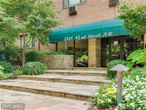 Tiny photo for 2325 42ND ST NW #209, WASHINGTON, DC 20007 (MLS # DC10012370)
