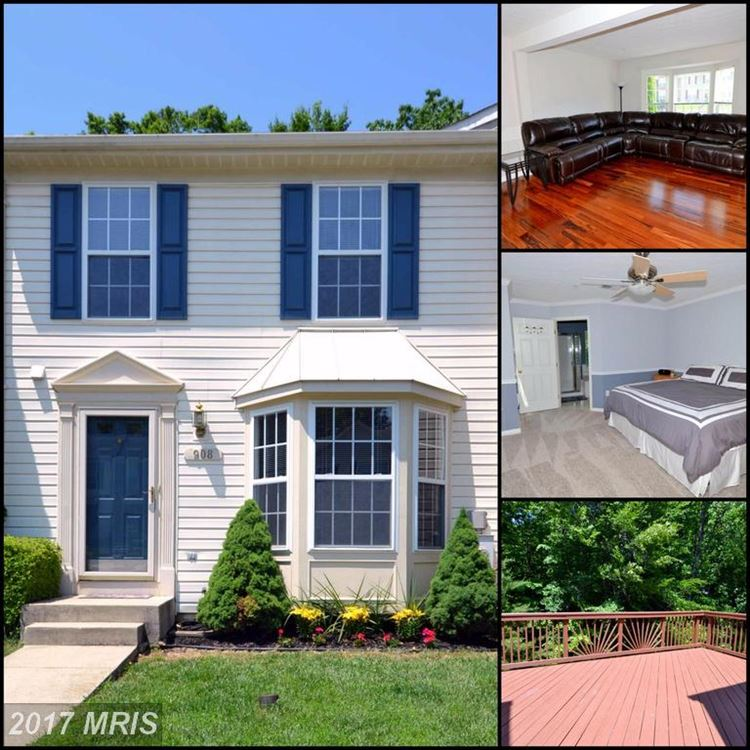 Photo for 908 DEERBERRY CT, ODENTON, MD 21113 (MLS # AA9953370)