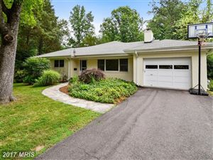 Photo of 3023 CEDARWOOD LN, FALLS CHURCH, VA 22042 (MLS # FX10106371)