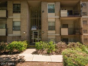 Photo of 3833 ST BARNABAS RD #T-101, SUITLAND, MD 20746 (MLS # PG10058373)