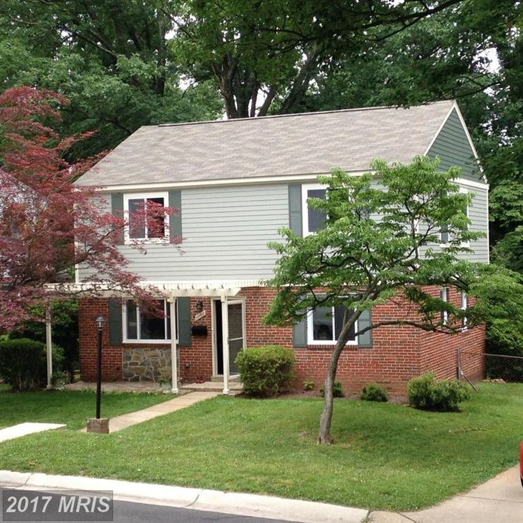 Photo for 11702 HATCHER PL, SILVER SPRING, MD 20902 (MLS # MC9979374)