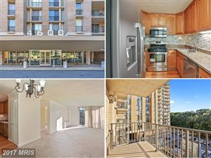 Photo of 4600 FOUR MILE RUN DR #318, ARLINGTON, VA 22204 (MLS # AR10086375)