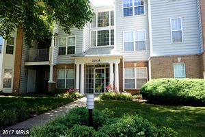 Photo of 2008 PEGGY STEWART WAY #301, ANNAPOLIS, MD 21401 (MLS # AA10038378)