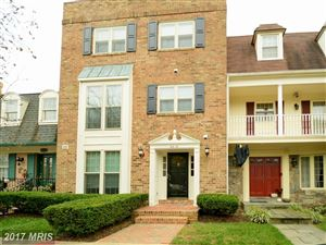 Photo of 4616 ARLINGTON BLVD, ARLINGTON, VA 22204 (MLS # AR10100379)