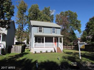Photo of 1306 PINE ST, SHADY SIDE, MD 20764 (MLS # AA10091381)
