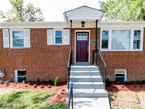 Photo of 1105 VINSON ST, OXON HILL, MD 20745 (MLS # PG10054385)