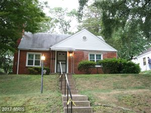 Photo of 7103 FOSTER ST, DISTRICT HEIGHTS, MD 20747 (MLS # PG10004386)