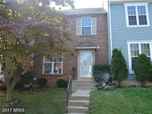 Photo of 11520 APPERSON WAY, GERMANTOWN, MD 20876 (MLS # MC10064387)