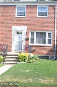Photo of 1124 SHERWOOD AVE, BALTIMORE, MD 21239 (MLS # BA9997391)