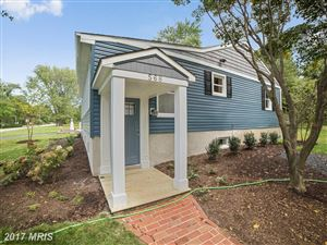 Photo of 568 BROADWATER RD, ARNOLD, MD 21012 (MLS # AA10037395)