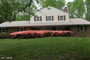 Photo of 9630 RIDGE VIEW DR, OWINGS, MD 20736 (MLS # CA9907395)