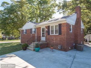 Photo of 7111 STRATHMORE ST, FALLS CHURCH, VA 22042 (MLS # FX10086395)
