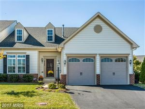 Photo of 5780 ELIZABETHAN CIR #41, NEW MARKET, MD 21774 (MLS # FR10077396)