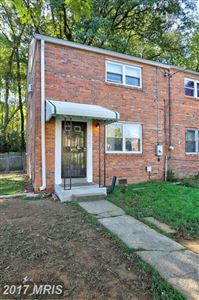 Photo of 6003 LONGFELLOW ST, RIVERDALE, MD 20737 (MLS # PG10086398)