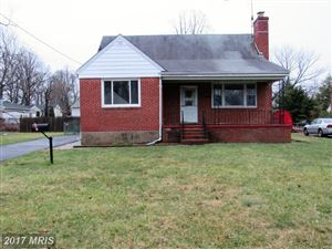 Photo of 6608 PARR AVE, BALTIMORE, MD 21215 (MLS # BA10078403)