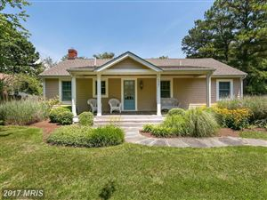 Photo of 227 MADISON AVE, SAINT MICHAELS, MD 21663 (MLS # TA9849403)