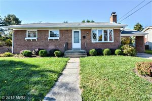 Photo of 1418 12TH ST, FREDERICK, MD 21702 (MLS # FR9504405)
