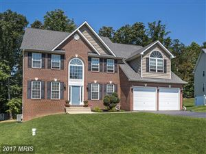 Photo of 1520 LARKSPUR CT, HUNTINGTOWN, MD 20639 (MLS # CA10012411)