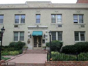 Photo of 3026 WISCONSIN AVE NW #103, WASHINGTON, DC 20016 (MLS # DC10083414)