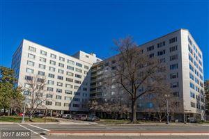 Photo of 2475 VIRGINIA AVENUE NW #713, WASHINGTON, DC 20037 (MLS # DC9939414)