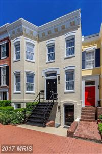 Photo of 3029 O ST NW, WASHINGTON, DC 20007 (MLS # DC9964414)