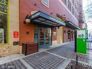 Photo of 38 MARYLAND AVE #308, ROCKVILLE, MD 20850 (MLS # MC9936419)