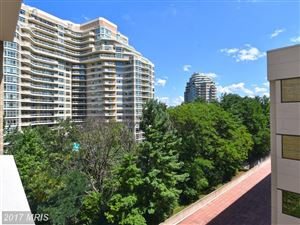 Tiny photo for 4601 PARK AVE #715, CHEVY CHASE, MD 20815 (MLS # MC10028420)